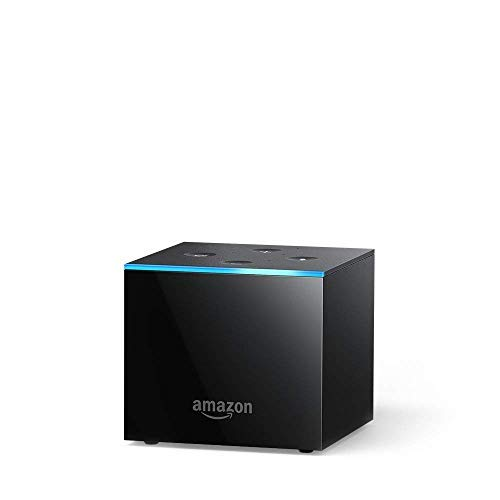 Amazon Fire TV Cube with 1 Year IPTV Subscription